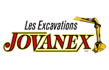 Logo Les Excavations Jovanex inc.